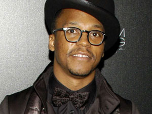 Rapper Lupe Fiasco