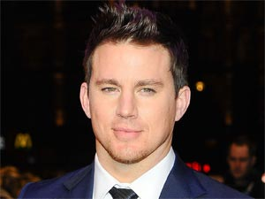 Channing Tatum attending the UK film premiere of The Eagle in Leicester Square
