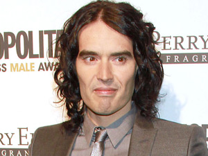 Russell Brand attends the Cosmopolitan Magazine's 'Fun Fearless Males of 2011'