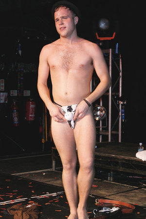 Olly Murs Insisted On Getting Naked At G A Y Says Jeremy