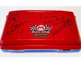 Autographed DS auctioned for Japan aid