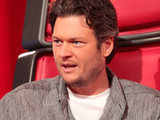 Blake Shelton judges The Voice