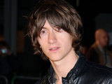 Alex Turner at the UK film premiere of 'Submarine' at BFI Southbank