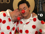 Chris Moyles for Comic Relief