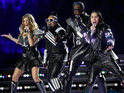 The Black Eyed Peas raise $1m for flood victims in Josh Duhamel's hometown.
