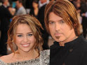 "Miley Cyrus's father says ""the great news"" is that she and fiancé are ""great friends""."