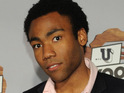 Community actor - aka Childish Gambino - will join live episode of NBC comedy.
