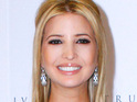 Celebrity Apprentice star Ivanka Trump reveals that her first child will be a girl.