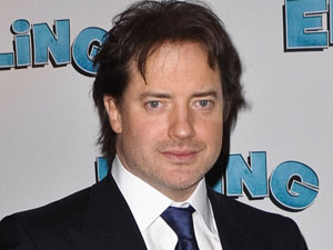Actor Brendan Fraser