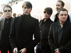 Brett Anderson and Suede