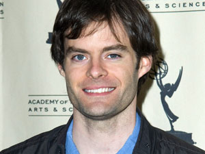 Comedian Bill Hader