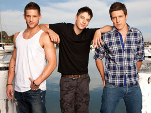 Home and Away's River Boys