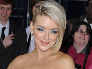 Sheridan Smith attends the 2011 Olivier Awards at the Theatre Royal, London