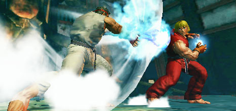 Gaming Review: Super Street Fighter IV 3D
