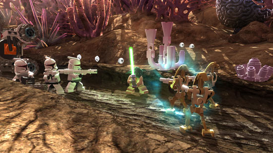 Gaming Review: LEGO Star Wars III: The Clone Wars
