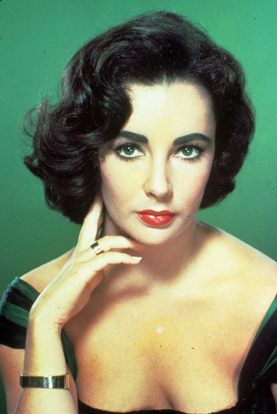 Elizabeth Taylor 1932-2011