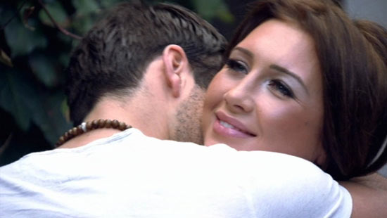 Mark proposes to Lauren in The Only Way Is Essex