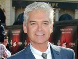Phillip Schofield arriving at the Prince's Trust awards held in Leicester Square, London
