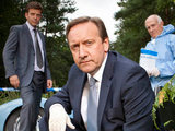 The cast of Midsomer Murders