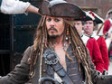Johnny Depp is still managing to stay afloat in the Pirates franchise.