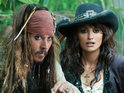 Penélope Cruz says that she is keen to work again with her Pirates of the Caribbean co-star Johnny Depp.