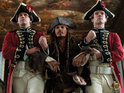 Johnny Depp says that he will keep making Pirates movies as long as people keep enjoying them.