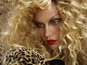 The models shoot a CoverGirl video and embrace their animalistic side in the photoshoot.