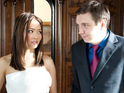 Coronation Street's Craig Gazey says that Xin has developed feelings for Graeme.