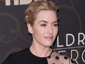 Guy Pearce claims that Kate Winslet did not want her breasts showing in Mildred Pierce.