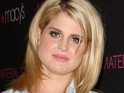 Kelly Osbourne expresses disgust that her weight garners attention from the media.