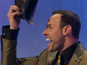 Final: Jason Gardiner reveals the result of his hair transplant