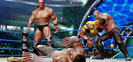 Gaming Review: WWE All-Stars
