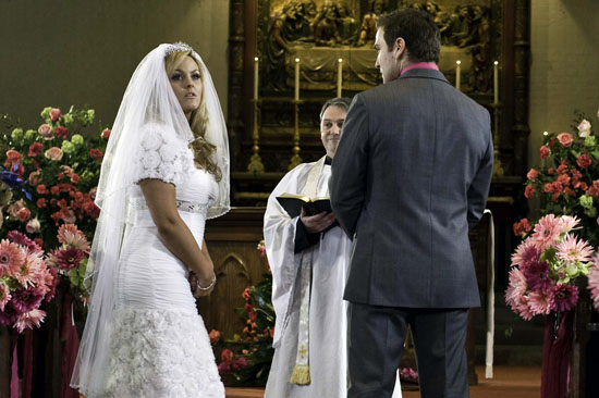 Will Tanya marry Greg when she clearly still has feelings for Max?