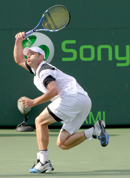 The Big One: Andy Roddick