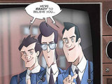 Ghostbusters Comic series teaser