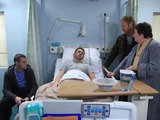 Hazel, Aaron and Jerry worry over Jackson in hospital