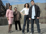 Eddie McClintock as Pete Lattimer in 'Warehouse 13'