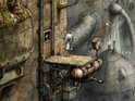 Machinarium is to be released on iPad next month, says developer Amanita Design.