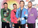 Coldplay admit that they scrapped a load of new material for their upcoming album last summer.