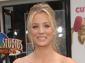 Kaley Cuoco reveals that she has enjoyed working with female characters on The Big Bang Theory.