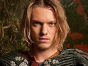 Jamie Campbell Bower claims that Starz series Camelot deals with human emotions.