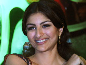 Bollywood actor Soha Ali Khan