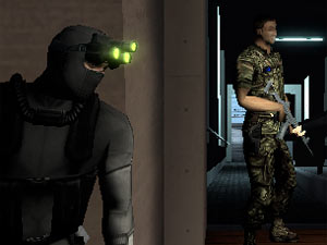 Gaming Review: Tom Clancy's Splinter Cell 3D