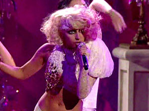Lady GaGa&#39;s VMAs performance