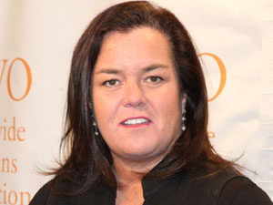 Actress Rosie O&#39;Donell