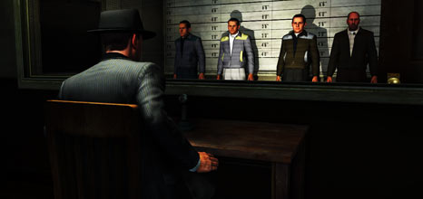 Hands-on preview: L.A. Noire