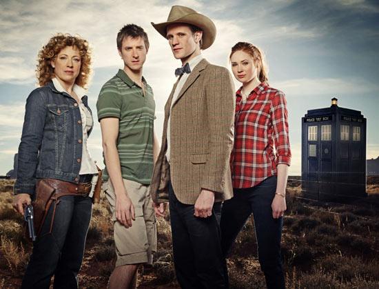Doctor Who: Season 6 preview