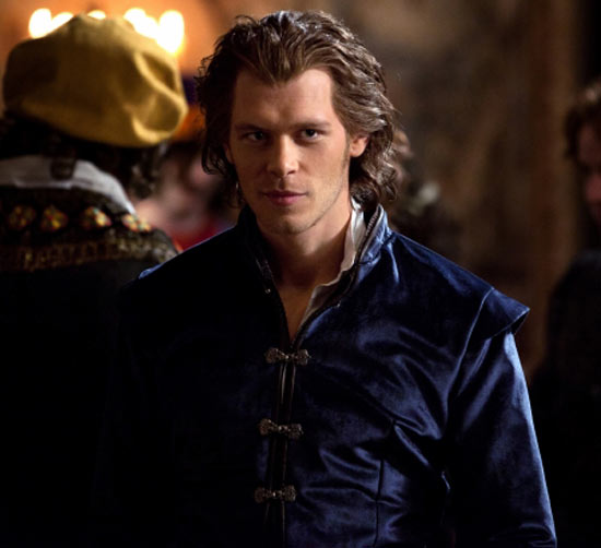The Vampire Diaries: Klaus