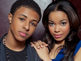 Dionne Bromfield and Digg Simmons