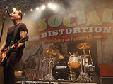 Punk rock band Social Distortion